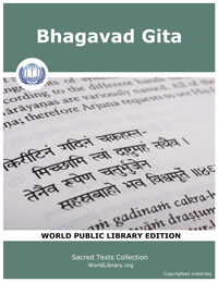 Bhagavad Gita by Various