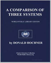 A Comparison of Three Systems by Hochner, Donald
