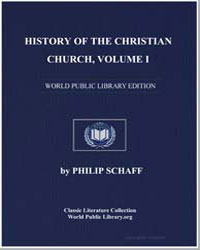 History of the Christian Church, Volume ... by Schaff, Philip