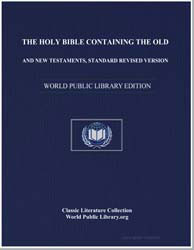 The Bible: King James Version by Various