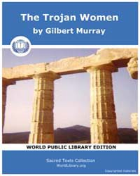 The Trojan Women by Murray, Gilbert