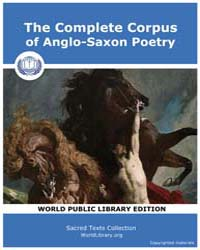 The Complete Corpus of Anglo-Saxon Poetr... by
