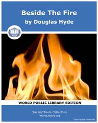 Beside The Fire by Hyde, Douglas