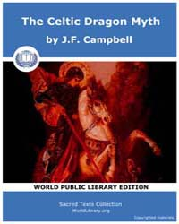 The Celtic Dragon Myth by Campbell, J.F.