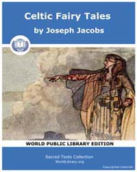 Celtic Fairy Tales by Jacobs, Joseph