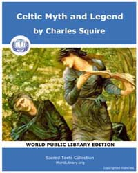 Celtic Myth and Legend by Squire, Charles
