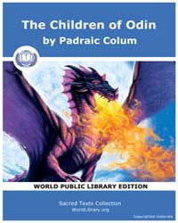 The Children of Odin by Colum, Padraic