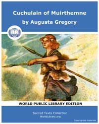 Cuchulain of Muirthemne by Gregory, Augusta