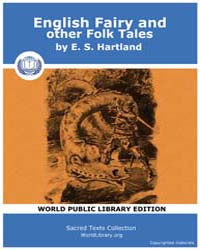 English Fairy and Other Folk Tales by Hartland, E. S.