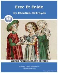 Erec et Enide by DeTroyes, Chretien