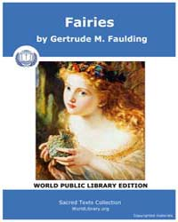 Fairies by Faulding, Gertrude M.