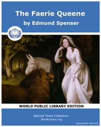 The Faerie Queene by Spenser, Edmund