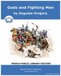 Gods and Fighting Men by Gregory, Augusta