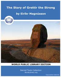 The Story of Grettir the Strong by Magnússon, Eiríkr