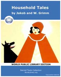 Household Tales by W. Grimm, Jakob &