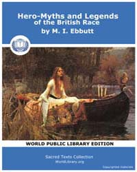 Hero-Myths and Legends of the British Ra... by Ebbutt, M. I.