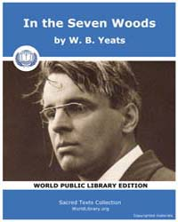 In the Seven Woods by Yeats, W. B.
