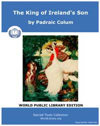 The King of Ireland's Son by Colum, Padraic