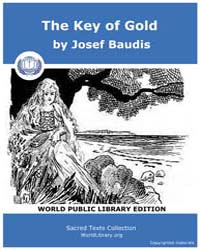 The Key of Gold by Baudis, Josef