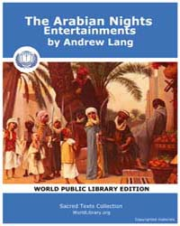 The Arabian Nights Entertainments by Lang, Andrew