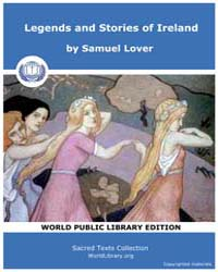 Legends and Stories of Ireland by Lover, Samuel