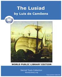 The Lusiad by Camõens, Luis de