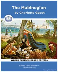 The Mabinogion by Guest, Charlotte