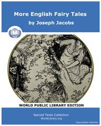 More English Fairy Tales by Jacobs, Joseph