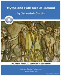 Myths and Folk-lore of Ireland by Curtin, Jeremiah