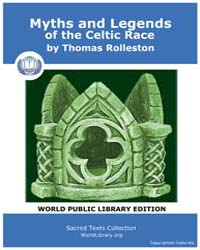 Myths and Legends of the Celtic Race by Rolleston, Thomas