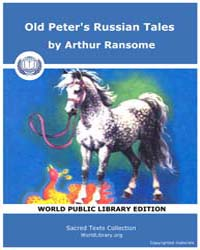 Old Peter's Russian Tales by Ransome, Arthur
