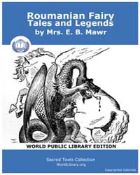 Roumanian Fairy Tales and Legends by Mawr, Mrs. E. B.