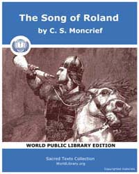 The Song of Roland by Moncrief, C. S.