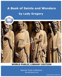 A Book of Saints and Wonders by Gregory, Lady