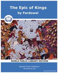 The Epic of Kings by Ferdowsi