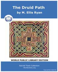 The Druid Path by Ryan, M. Ellis