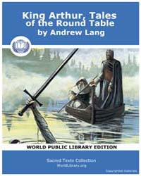 King Arthur, Tales of the Round Table by Lang, Andrew