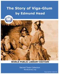 The Story of Viga-Glum by Head, Edmund