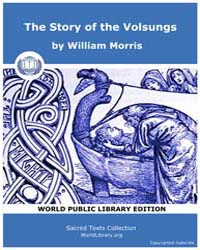 The Story of the Volsungs by Morris, William