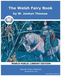 The Welsh Fairy Book by Thomas, W. Jenkyn