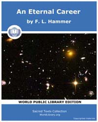 An Eternal Career by Hammer, F. L.