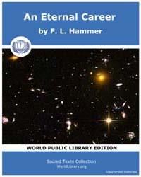 An Eternal Career by Hammer, F. L.