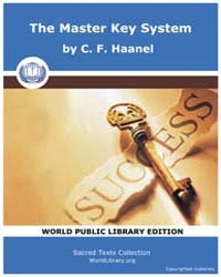 The Master Key System by Haanel, C. F.