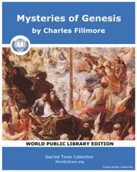 Mysteries of Genesis by Fillmore, Charles