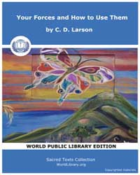 Your Forces and How to Use Them by Larson, C. D.