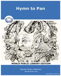 Hymn to Pan by