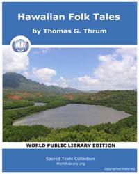 Hawaiian Folk Tales by Thrum, Thomas G.