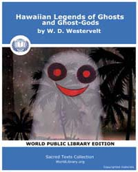 Hawaiian Legends of Ghosts and Ghost-God... by Westervelt, W. D.