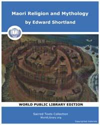 Maori Religion and Mythology by Shortland, Edward
