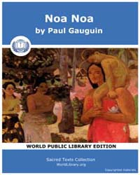 Noa Noa by Gauguin, Paul
